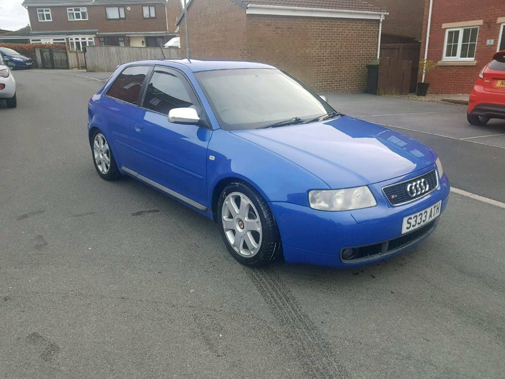 Audi A3 S3 2002 8l In Houghton Le Spring Tyne And Wear