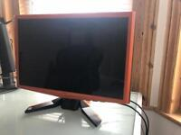 "Acer G24 - 24"" Widescreen LCD Gaming Monitor"