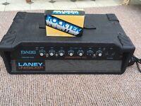 LANEY BASS Linebaker 100