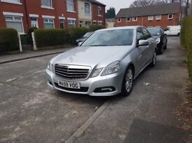 2009 Mercedes-Benz E250 2.1 cdi avantgrade BLUEefficiency 12 months mot