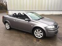 Stunning 2008 58 Renault Megane 1.9Dci 130 Dynamique CC **2 Owners+Full History+1 Years Mot**