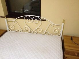 HEADBOARD SUIT DOUBLE BED BELFAST NEWCASTLE CAN DELIVER IF REQUIRED