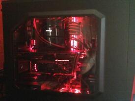 Intel core i7 6700k gaming pc