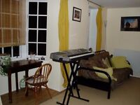 Double room in Clapham £150 pw or flat for 6-8 months from Aug/Sept