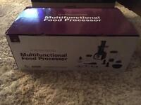 Andrew James food processor. Brand new in box.
