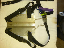 Halcyon style Backplate and Harness