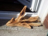 Bog wood/ drift wood pieces £2- £10.