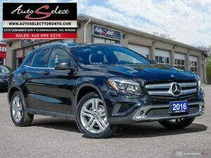2016 Mercedes-Benz GLA-Class 4Matic GLA250 AWD ONLY 67K! *TEC...