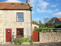 Holiday cottage with week and short break availability Easter and August dates too