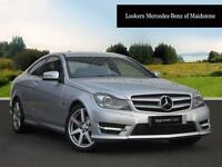 Mercedes-Benz C Class C250 CDI BLUEEFFICIENCY AMG SPORT (silver) 2012-07-02