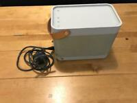 B&O Bang & Olufsen Beolit 12 WiFi Speaker. Apple Airplay. USB Charging. 3.5mm headphone jack