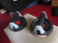 Lonsdale push up pads