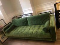 3 seater MADE Scott sofa