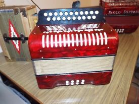 a lovely accordion BC Tuning, this accordion is like new quick sale £325