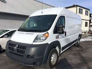 2015 Ram Promaster 2500-HIGH ROOF- EXTENDED -AUTO-78K