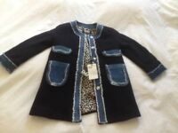 D&G junior coat size 4-5 years