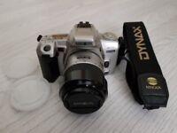 MINOLTA Dynax 404si 35mm SLR Film Camera with 35-80mm Lens