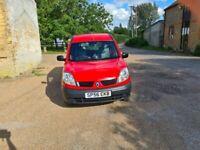 Renault, KANGOO, MPV, 2006, Manual, 1149 (cc), 5 doors