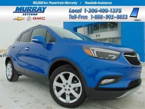 2018 Buick Encore *Heated seats *Experience Buick pkg *Blind zon