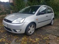 Ford Fiesta Zetec 1.4 2005 - 57k Miles - 5 Door - MOT - Mint Drive - corsa astra swift polo golf ka