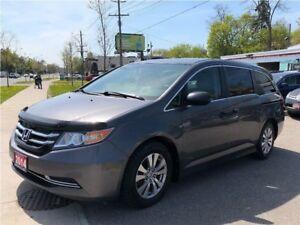2014 Honda Odyssey SE 8 Passengers|Rear Air