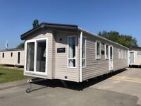 Static caravan for sale at Tattershall Lakes Country Park not skegness