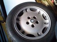 Jaguar Xj alloy wheels