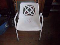 disability shower/ bath chair