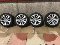 """Vauxhall Insignia Alloy Wheels 18"""" with tyres"""