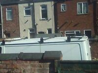 ford transit swb Roof racks