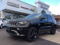 2015 Jeep Grand Cherokee OVERLAND,NAV,LEATHER,HEATED SEATS,AIR