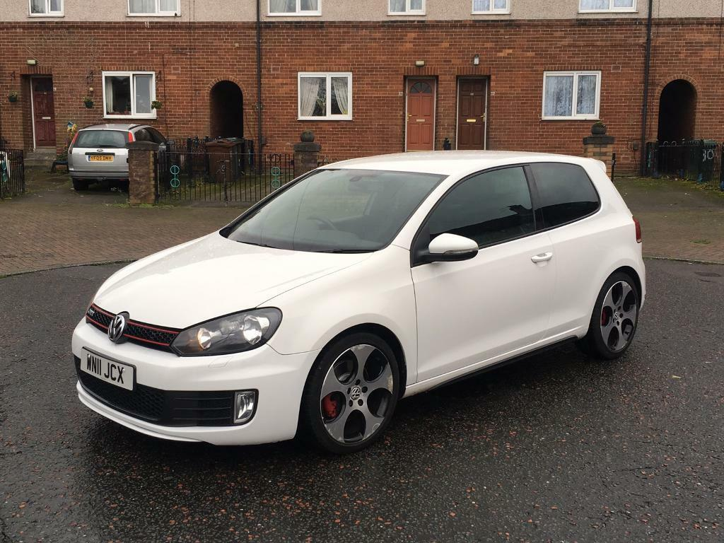 volkswagen golf gti 2 0 2011 3dr manual white gtd s3 audi seat in bradford west yorkshire. Black Bedroom Furniture Sets. Home Design Ideas