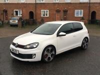 Volkswagen Golf GTI 2.0 2011 3dr Manual White! - GTD S3 Audi Seat