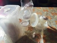 Tommie and tippe manual breast pump