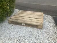 Wooden Pallet - Free For Pick Up