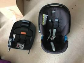 Mamas & Papas car seat ISOFIX