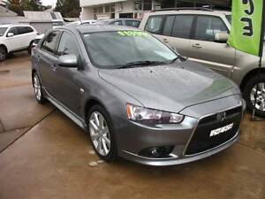2012 Mitsubishi Lancer Sportback VR-X CJ Manual MY13 Young Young Area Preview