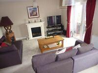 DEVON PLACE - Luxurious, modern 3 bedroom end terrace townhouse close to Haymarket Station