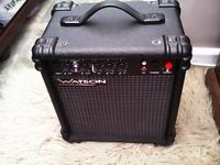 WATSON GUITAR AMPLIFIER IN EXCELLENT CONDITION