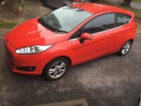 2016 FIESTA 23.6KMILES 1 FEMALE OWNER PERFECT CONDITION