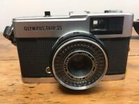 Olympus trip 35mm vintage camera