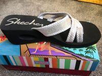 REDUCED!!! Sketchers Sandals