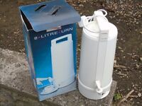 Electric hot water urns 8 litres each