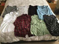 Maternity clothing bundle - size 12