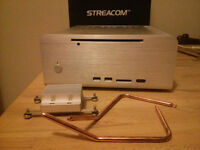 Steacom FC8 (Fanless Computer Case)