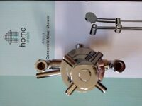 Concentric Mixer Shower Brand new £18