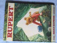 RUPERT BEAR ANNUAL 1971