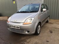 2007 CHEVROLET MATIZ 1.0 SE *** FULL YEARS MOT *** similar to polo clio corsa fiesta punto
