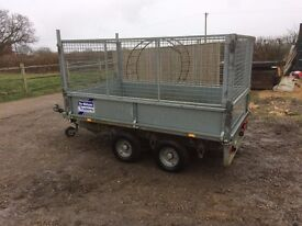 Ifor Williams 8ft x 5ft Trailer - Excellent Condition