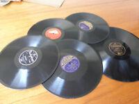 20 78rpm records